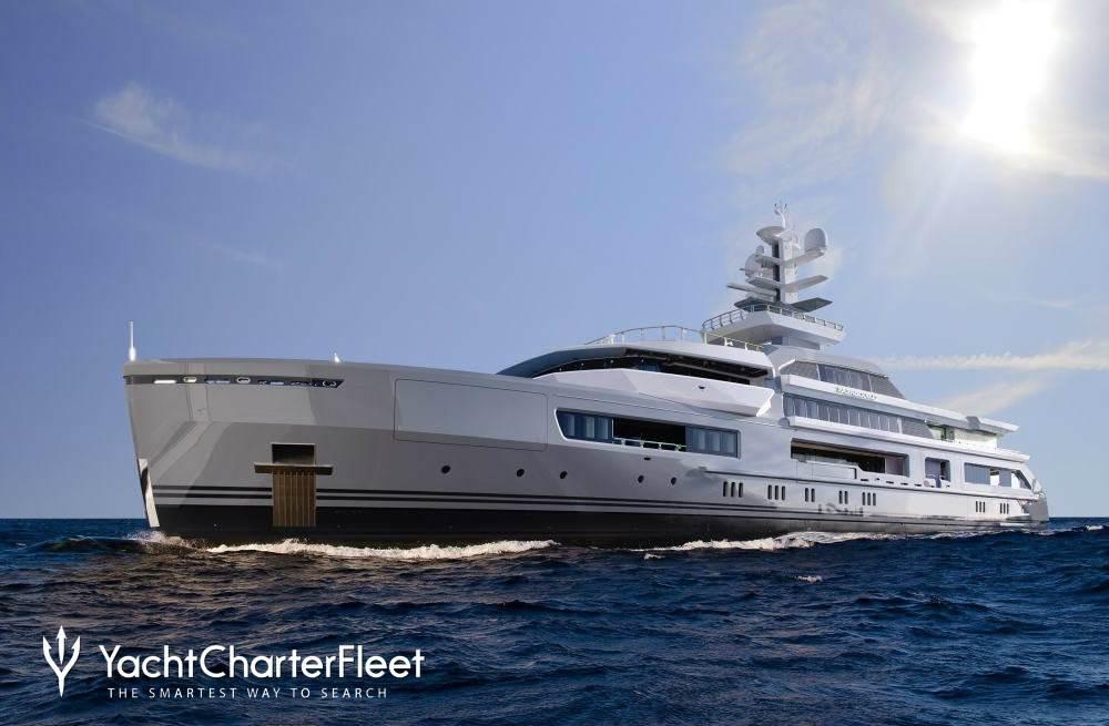 Cloudbreak on Design Gt Luxury Yacht Interior