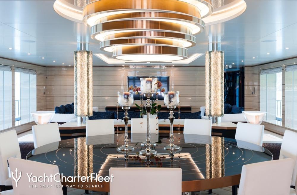 Irimari yacht charter price   sunrise yachts luxury yacht charter