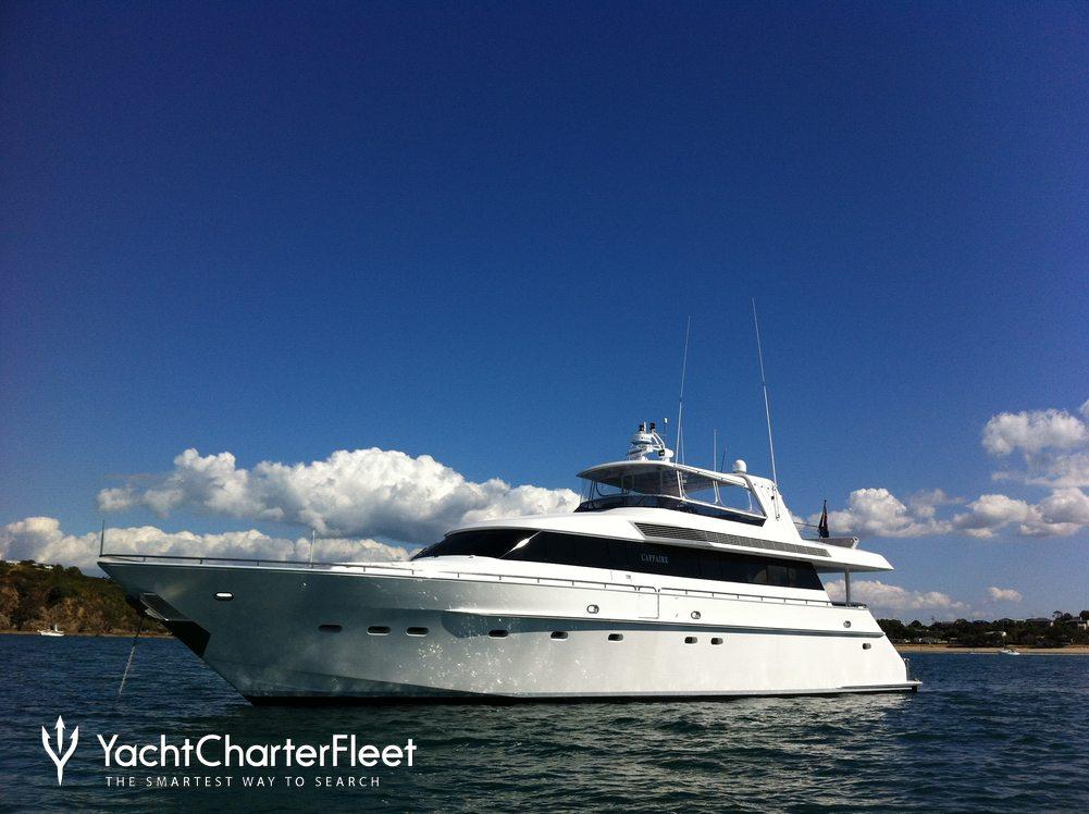 Templar Charter Yacht