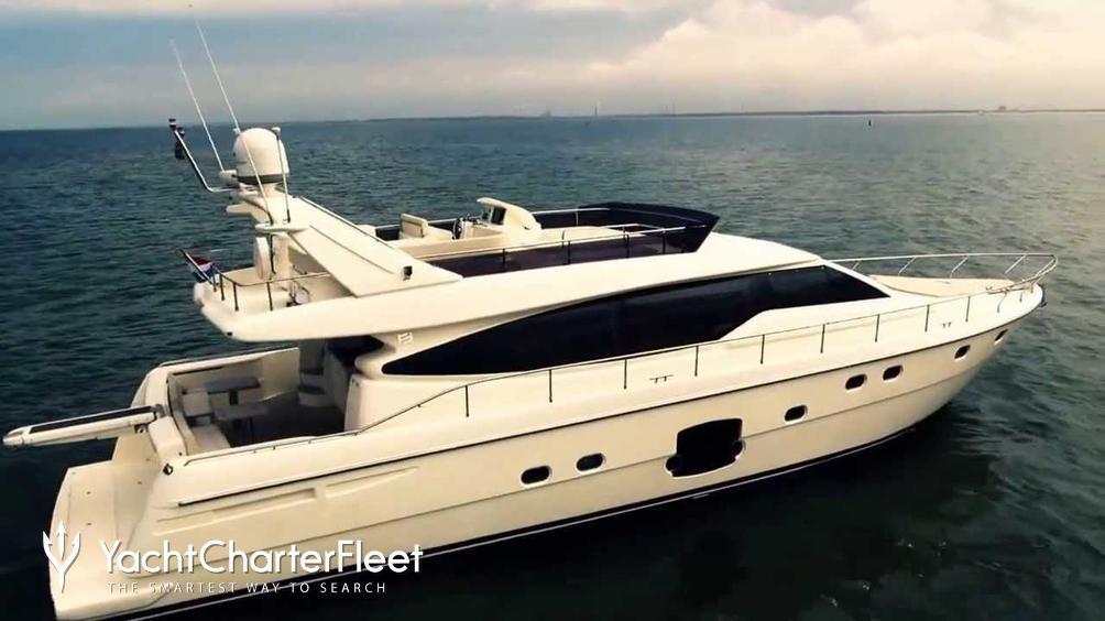 d'Artagnan Charter Yacht