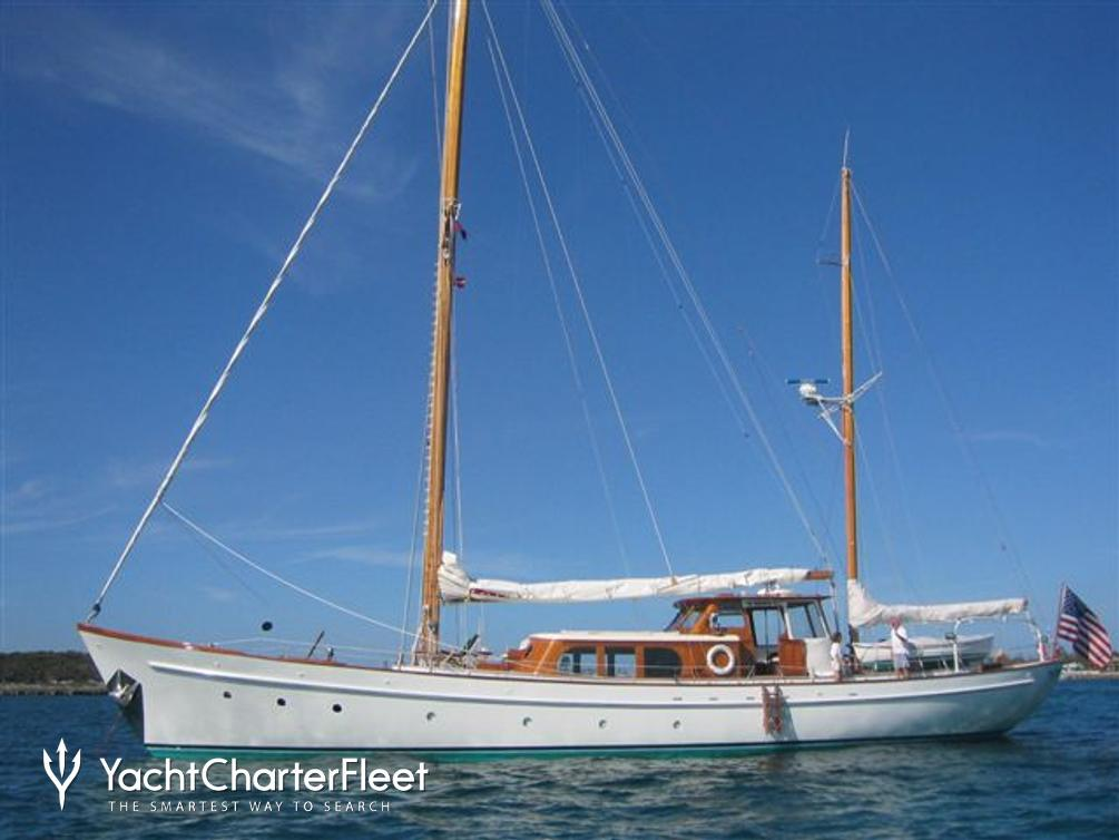 Sea Diamond Charter Yacht