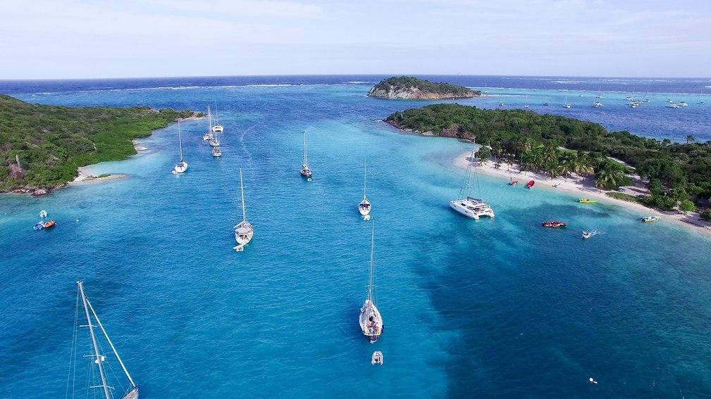 Tobago Cays, Tobago
