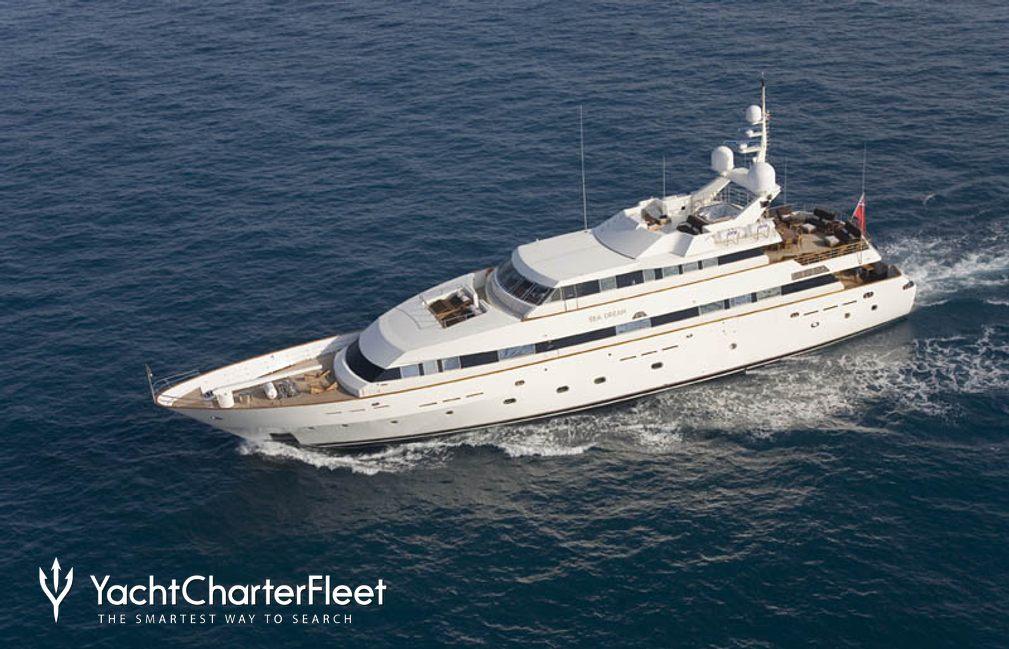Sea Dream Charter Yacht