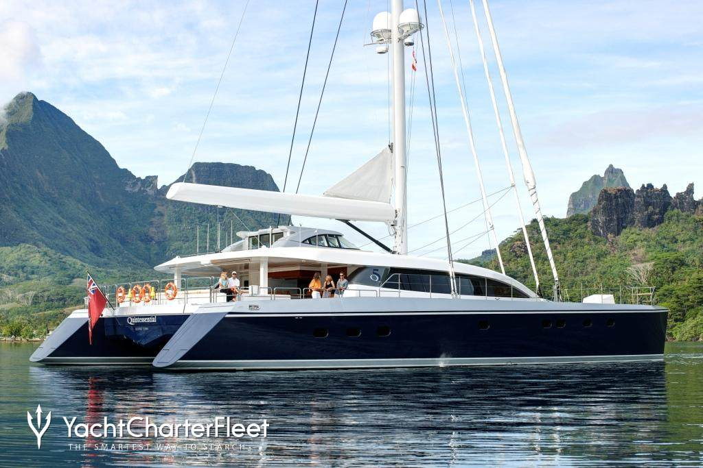 QUINTESSENTIAL Yacht Yachting Developments Yacht Charter Fleet