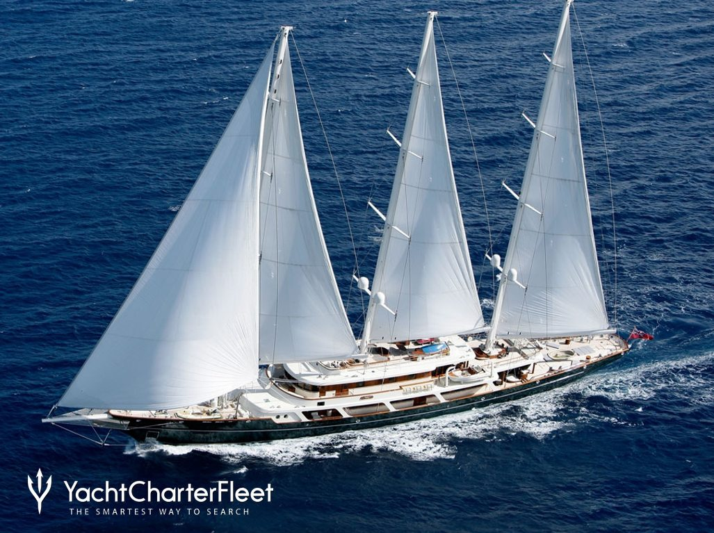 EOS Charter Yacht