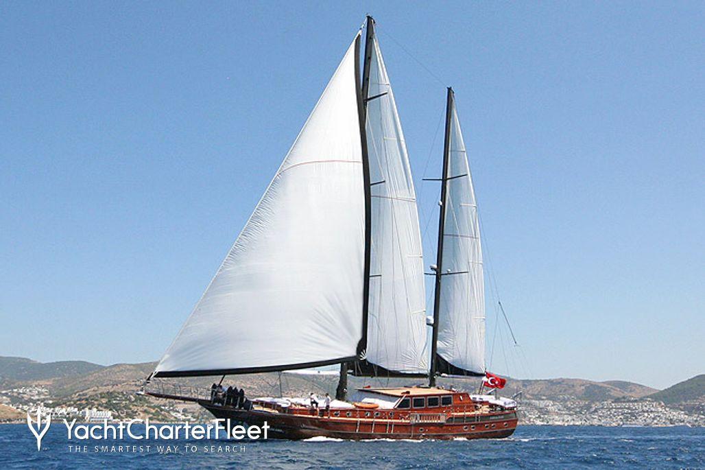 Princess Karia IV Charter Yacht