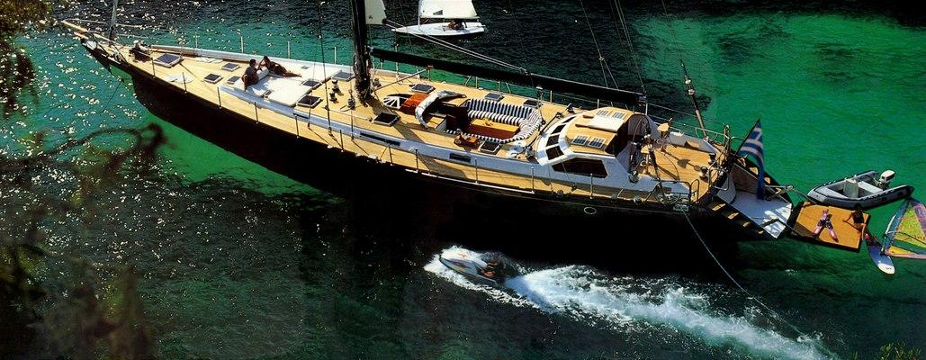 Wind of Change Yacht