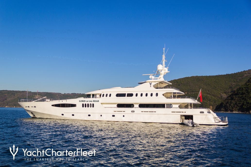 Lord Of The Seas Charter Yacht