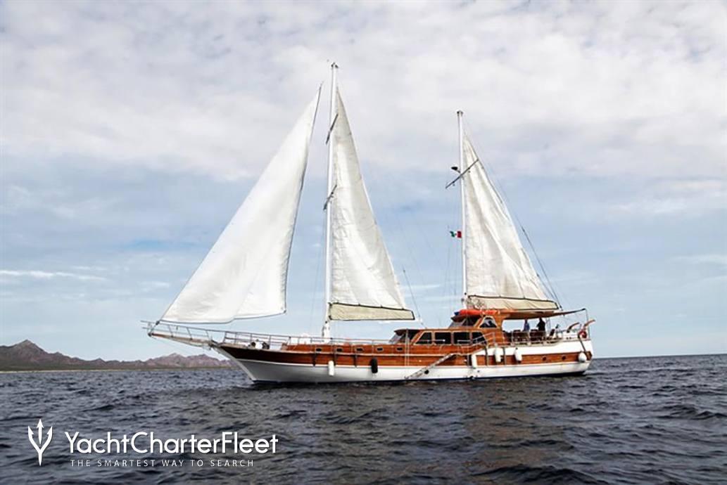 Tu Enamorado Charter Yacht