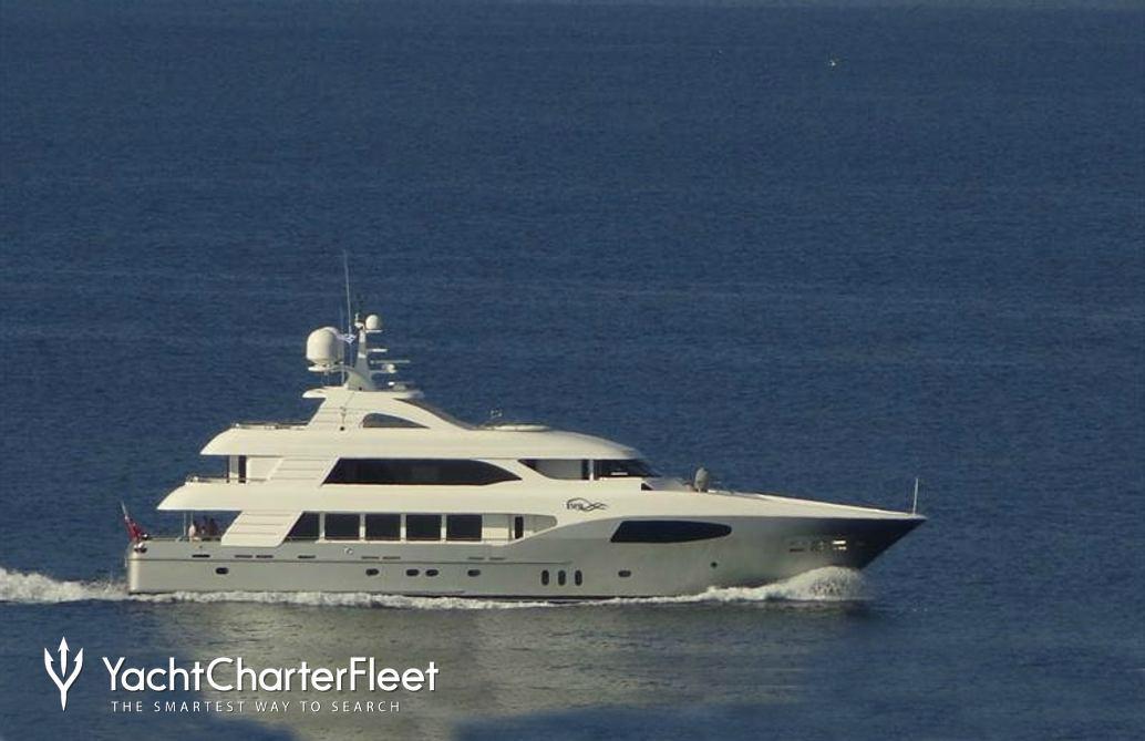 I Sea Charter Yacht