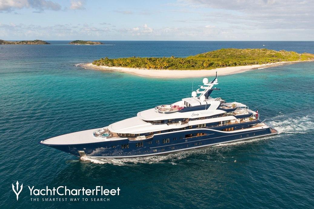 Solandge Charter Yacht