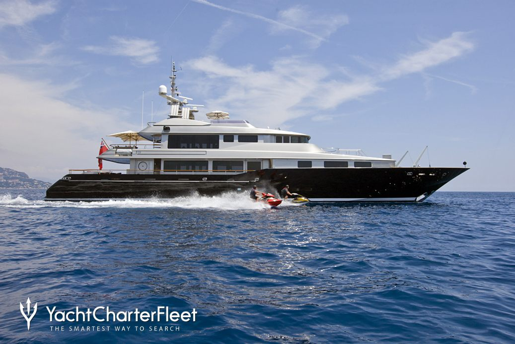 Silver Dream Charter Yacht