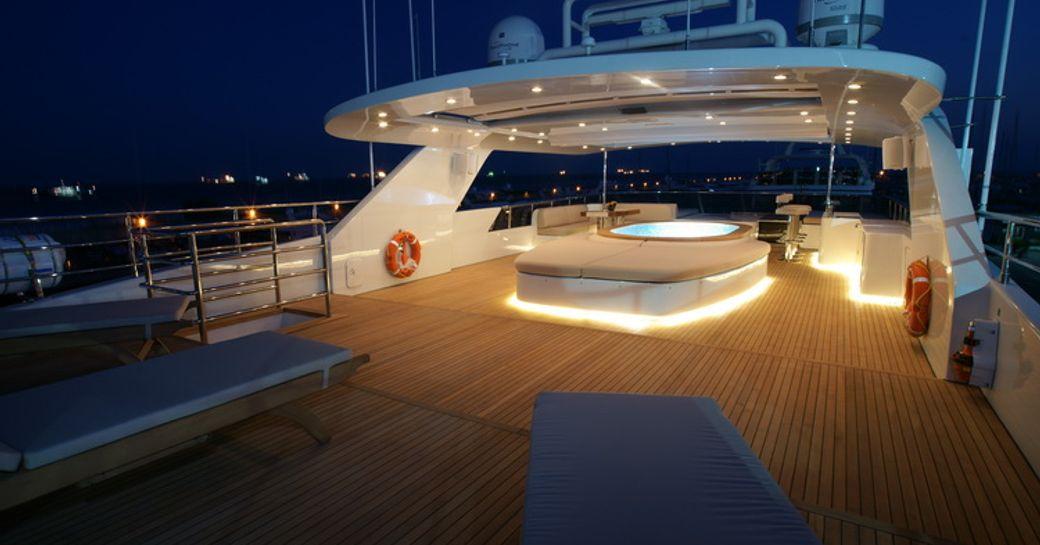 Superyacht TATIANA Joins Ibiza Charter Fleet photo 1