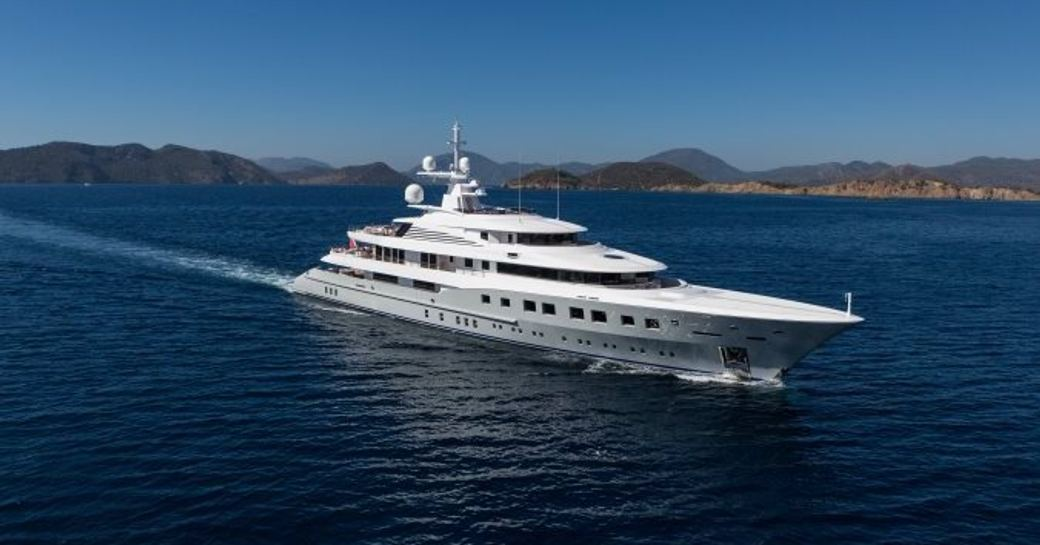 5 Top Superyacht Charters In Cuba photo 5