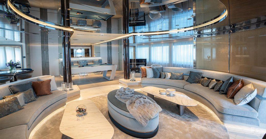 First look: Inside brand new 80m charter superyacht TATIANA photo 6