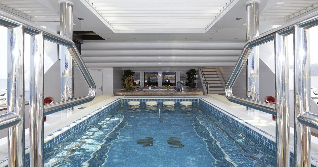 Charter Yacht TITANIA Reduces Weekly Base Rate For Winter Vacations photo 5