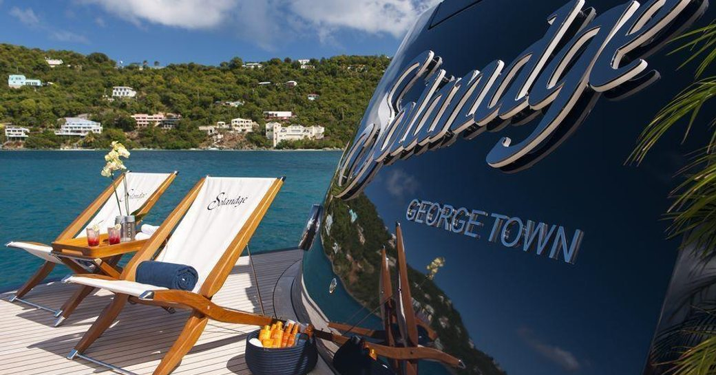 Charter Yacht SOLANDGE Attends The Monaco Yacht Show 2016 photo 8