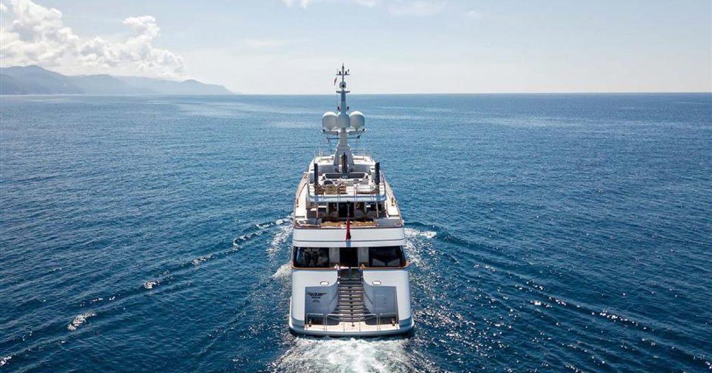 Superyacht SOKAR, once enjoyed by Princess Diana, set to appear at Monaco Yacht Show 2018 photo 4