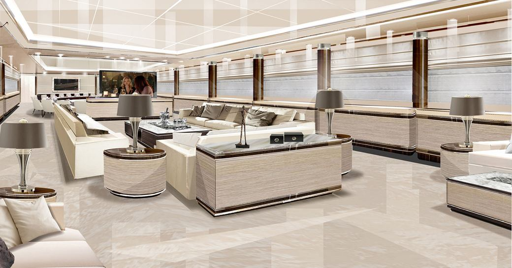 85m Superyacht O'PTASIA To Be Delivered In May And Open For Summer Charters photo 1