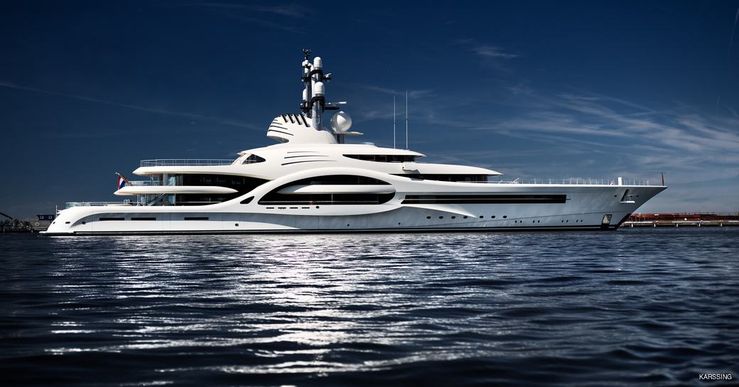 110m superyacht ANNA: the largest ever Feadship yacht delivered photo 2