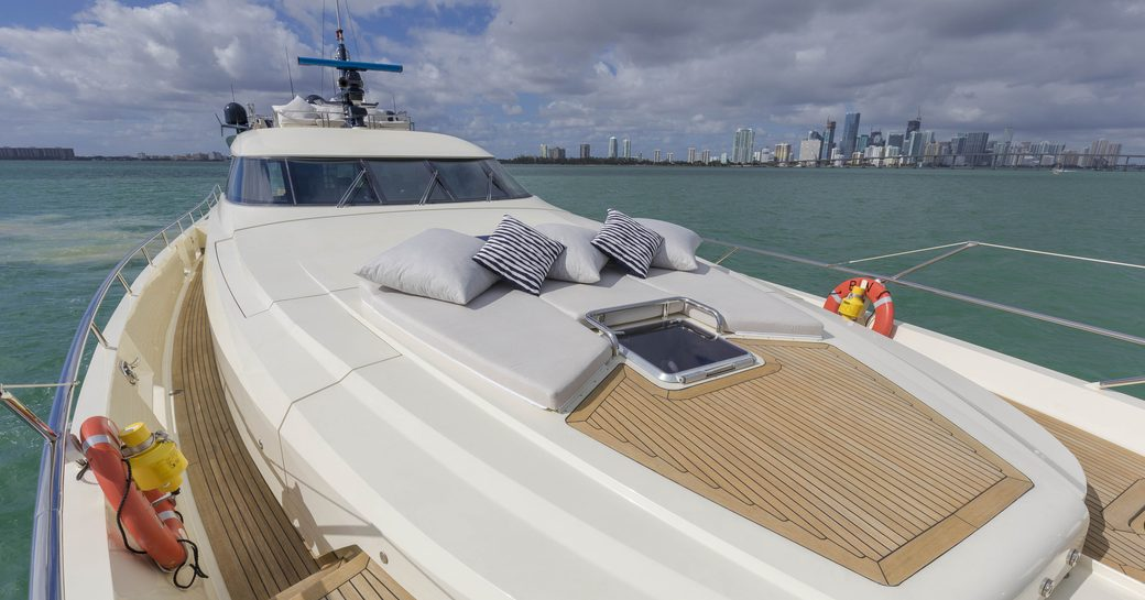 10 of the best charter yachts attending the Miami Yacht Show 2018 photo 21