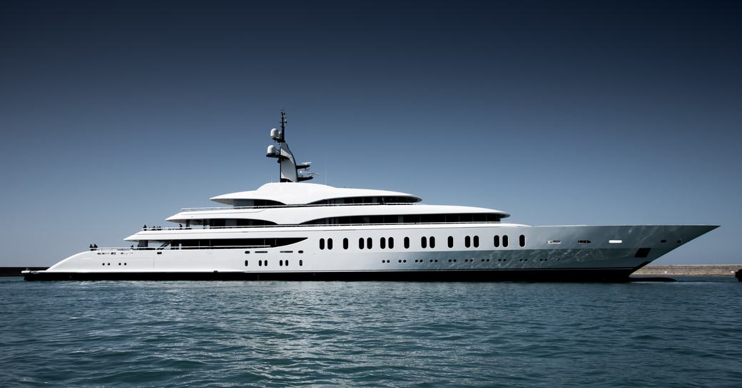 Benetti's 108m flagship superyacht IJE (FB275) delivered to owner photo 2