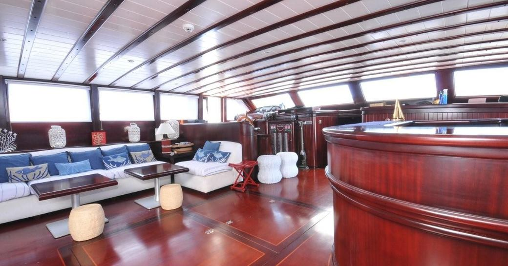 Luxury Gulet Yacht SMILE Offers Reduced Rate for Summer Charters in the East Mediterranean photo 1