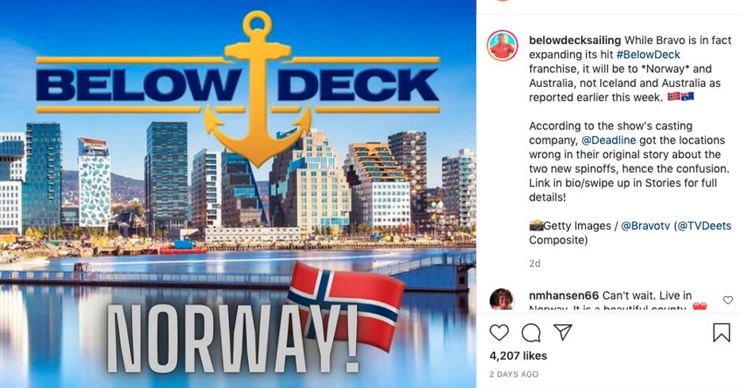 Below Deck: Bravo's successful franchise set to launch further spin-offs photo 8