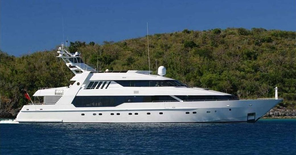Charter Yacht O'LEANNA Available In Greece This September photo 8