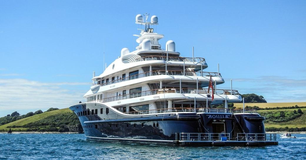 Charter Yacht AQUILA Nominated For ISS Refit Award photo 5