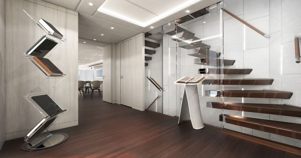 Heesen launches second hybrid yacht Project Electra photo 10
