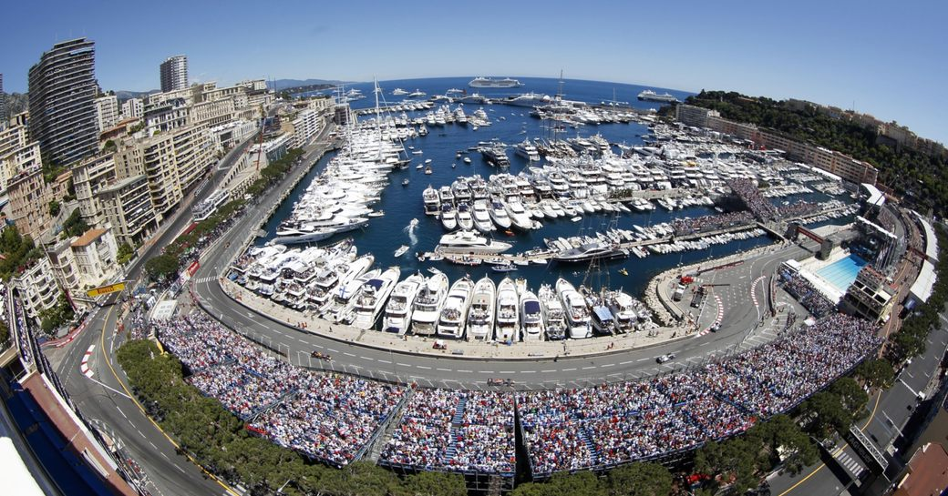 Superyacht ENCHANTRESS Offers Historic Monaco Grand Prix and Formula 1 Grand Prix Charters photo 1