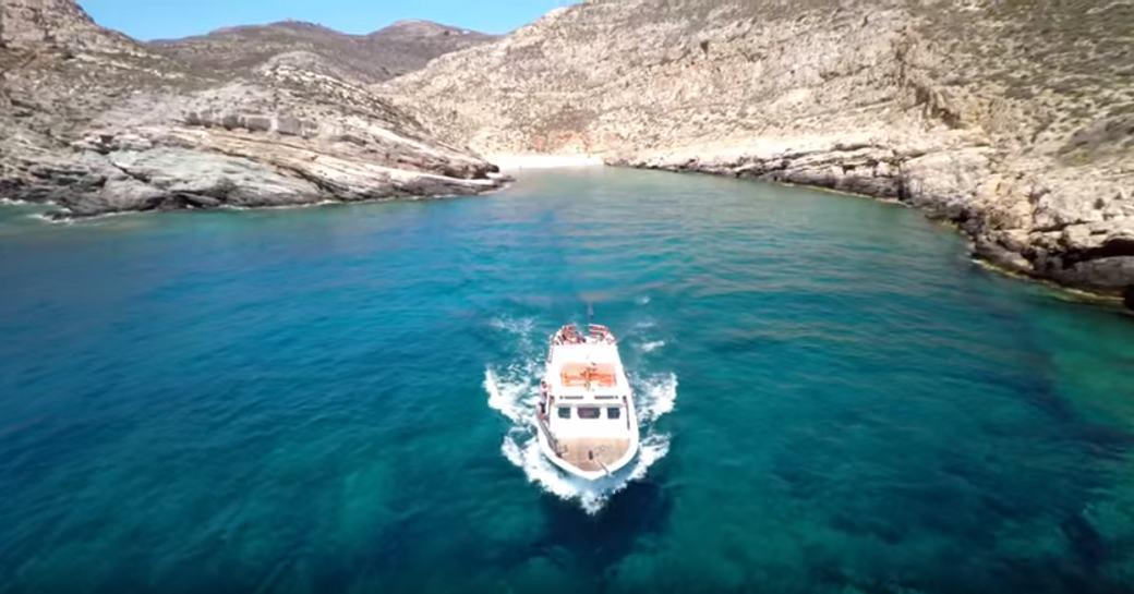 Video: Visit Greece's Unexplored Islands photo 1