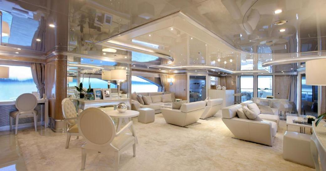 Benetti Charter Yacht 'Lady Luck' To Attend Fort Lauderdale International Boat Show 2016 photo 4