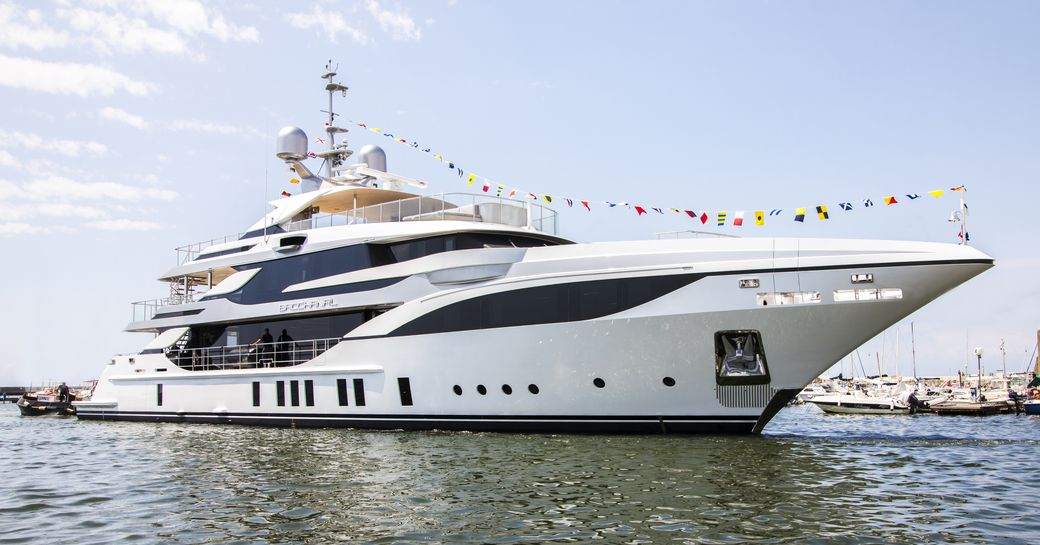 Benetti delivers 47m superyacht BACCHANAL photo 2