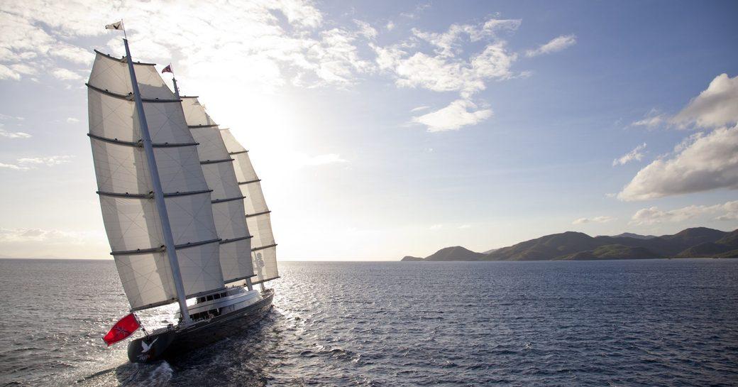 Brand New Video Of Iconic Superyacht 'Maltese Falcon' photo 1