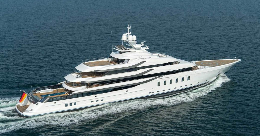 Owner takes delivery of Lurssen superyacht MADSUMMER photo 1