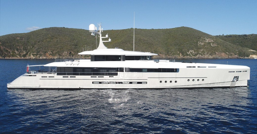 The top 5 must-see charter yachts at the Superyacht Show 2019 photo 9