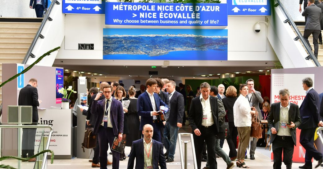MIPIM 2019 kicks off in the South of France at Cannes Palais des Festivals