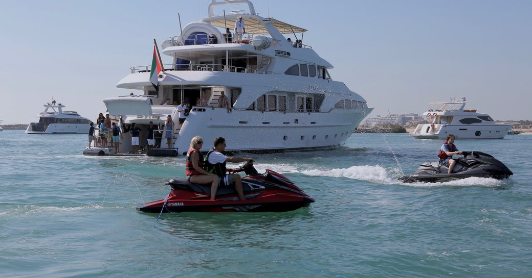 Superyacht DXB to charter in the West Mediterranean this summer photo 1