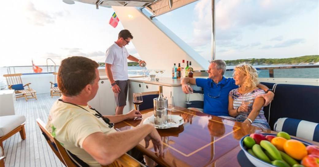 Superyacht 'No Buoys' Joins The Global Charter Fleet photo 1