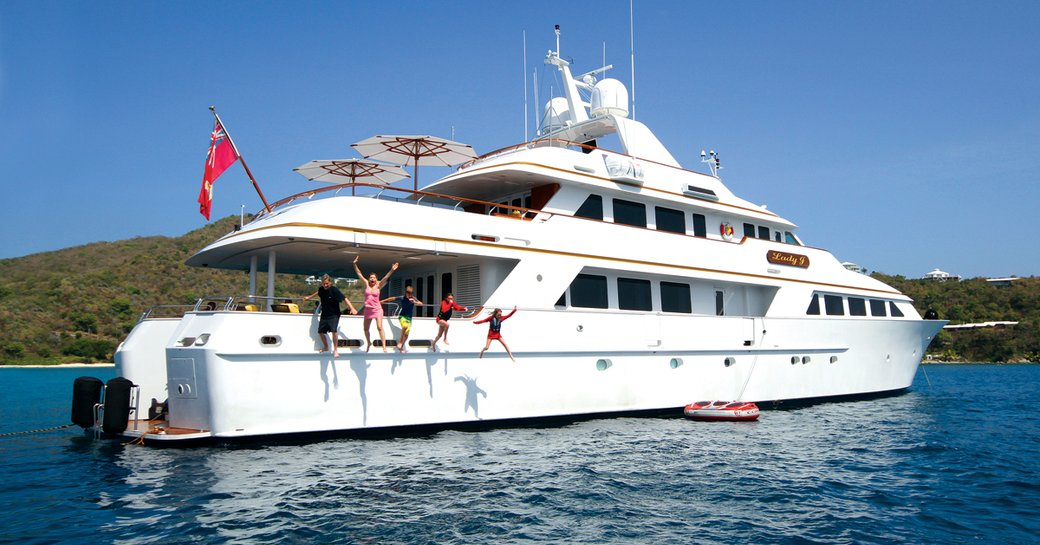 10 Of The Best Superyachts Available For Winter Holiday Charters photo 34