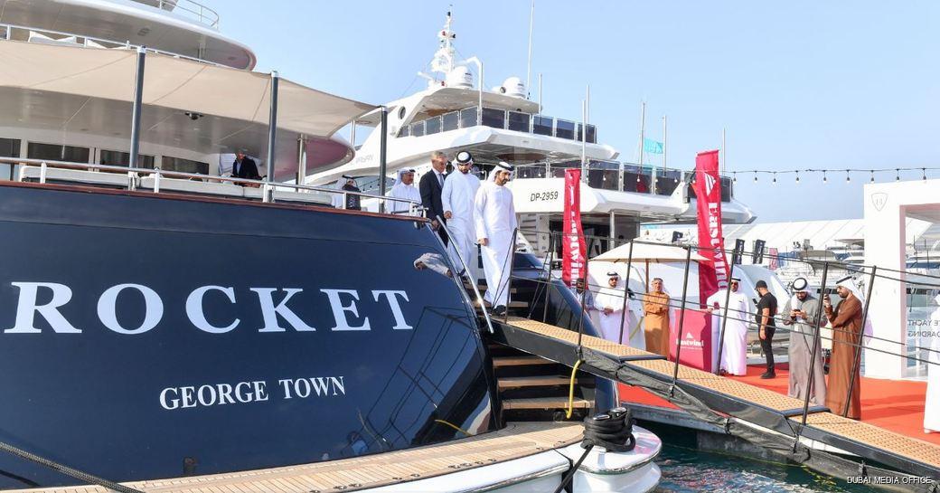 Video: The 2019 Dubai International Boat Show draws to a close photo 2