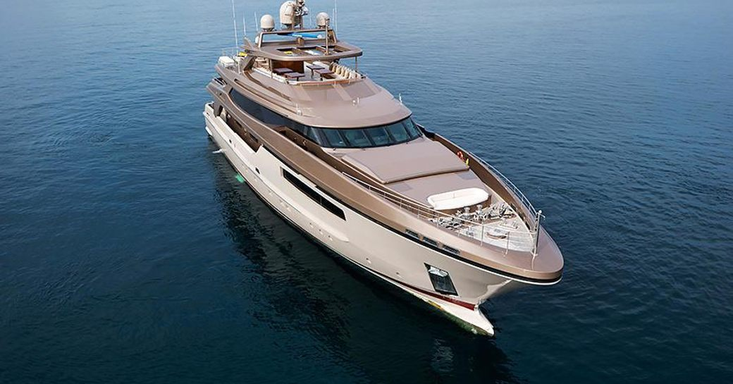 Luxury Yacht GEOSAND Available In Greece This Summer photo 4