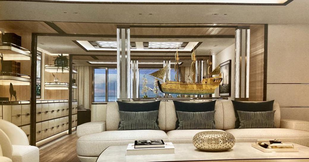 80m COSMOS will be 'world's largest and fastest aluminium yacht'  photo 8