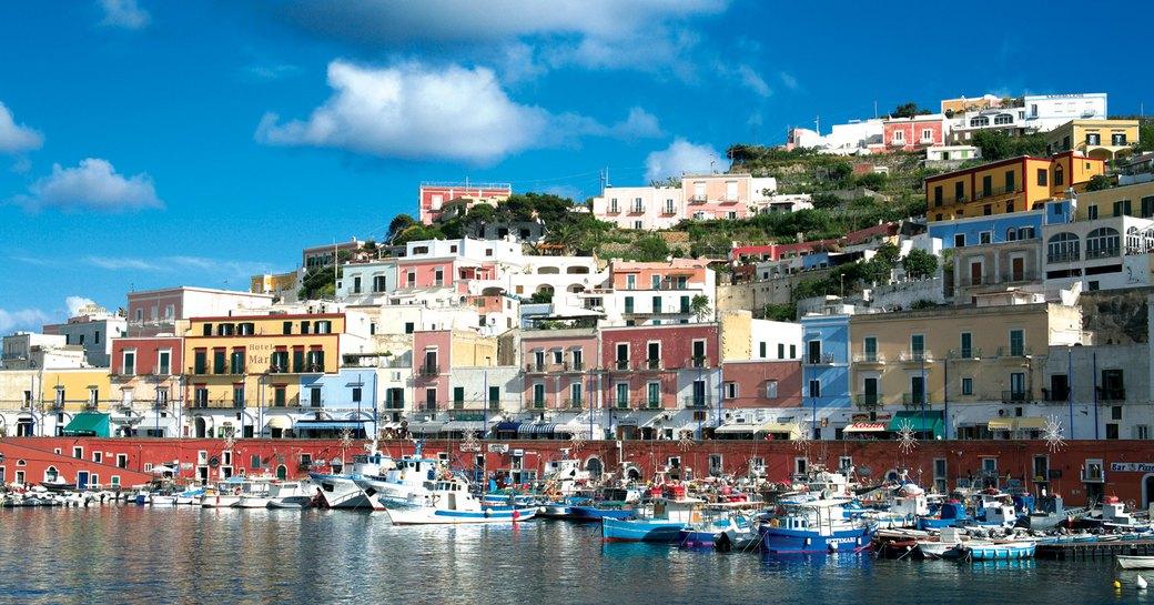 Isola di Ponza, Pontine Islands, Italy