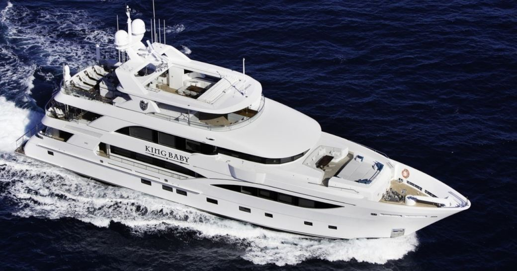Charter Yacht 'King Baby' Offers Outstanding New Year's Deal photo 6