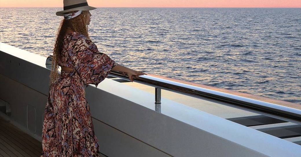 Beyonce shares the magic of chartering a superyacht with her millions of followers photo 4