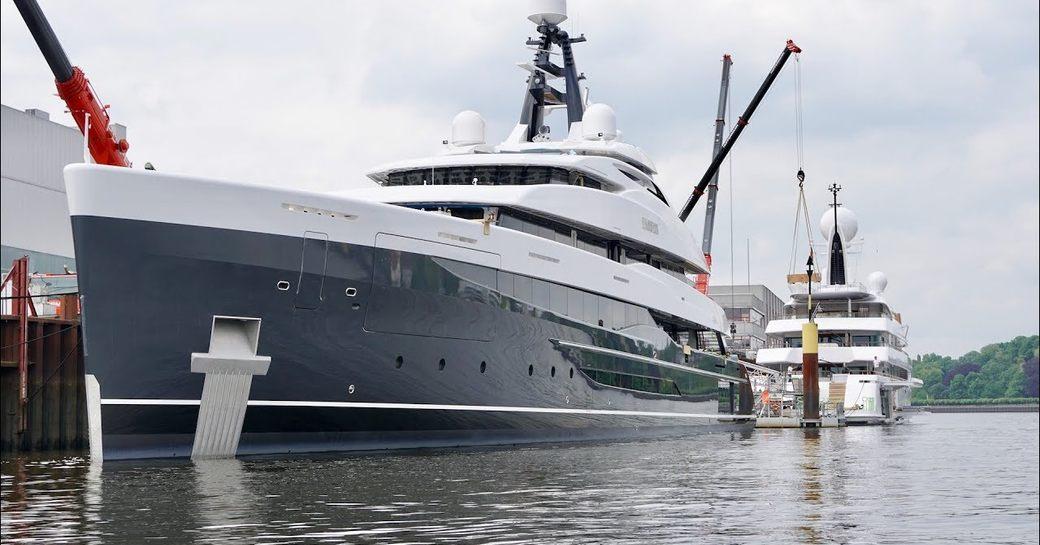 75m Abeking & Rasmussen superyacht ELANDESS