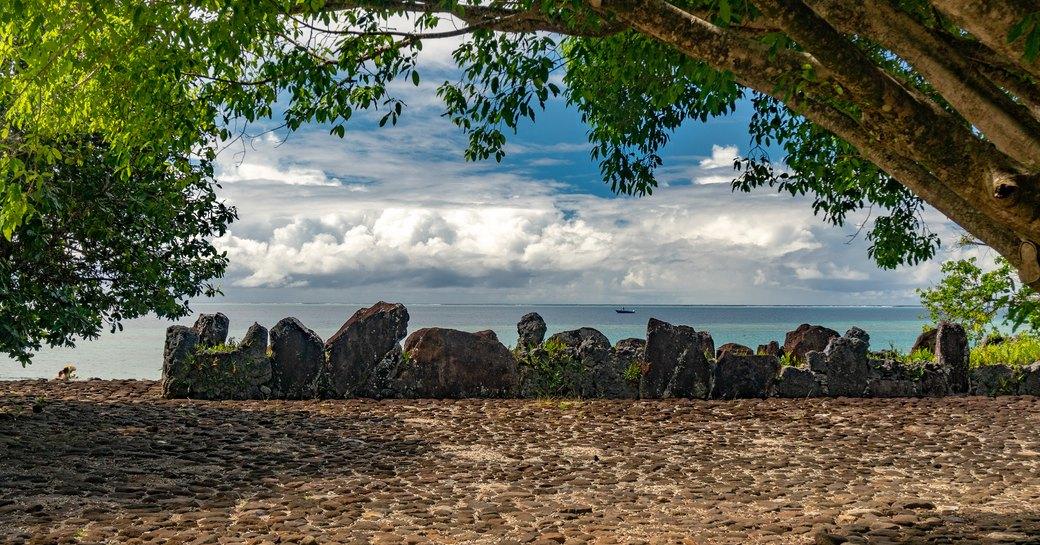 Raiatea in Tahiti